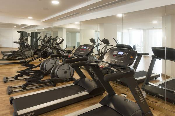 Fitness gym  msh mallorca senses hotel, palmanova (adults only) majorque
