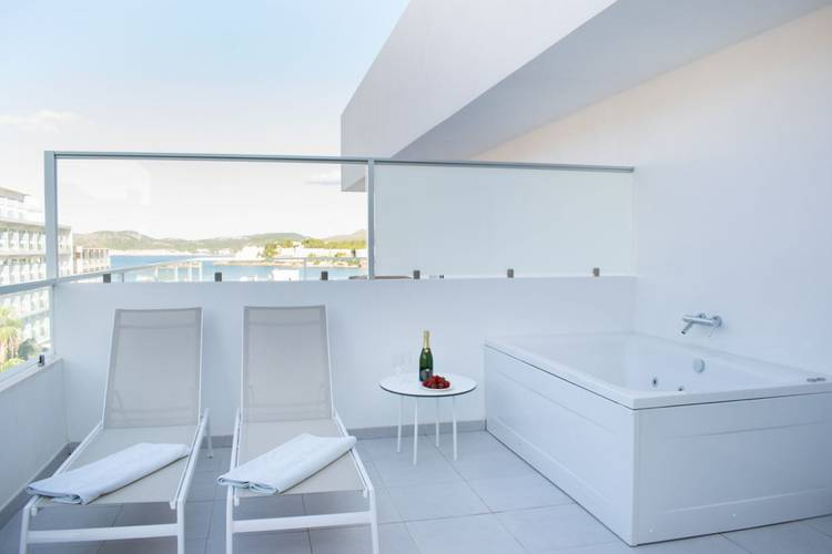 Junior suite  msh mallorca senses hotel, santa ponsa  4****sup (adults only) majorque