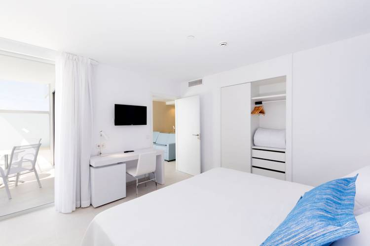 Junior suite sky senses 4**** hotel - family friendly majorque